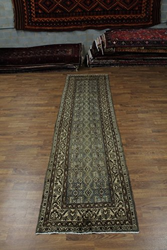 Admin Rugs 4X15 Palace Size Allover Nahavand Persian Style Runner Oriental Area Carpet 3'9X14'7