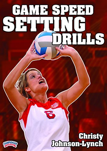 Game Speed Setting Drills by Christy Johnson-Lynch
