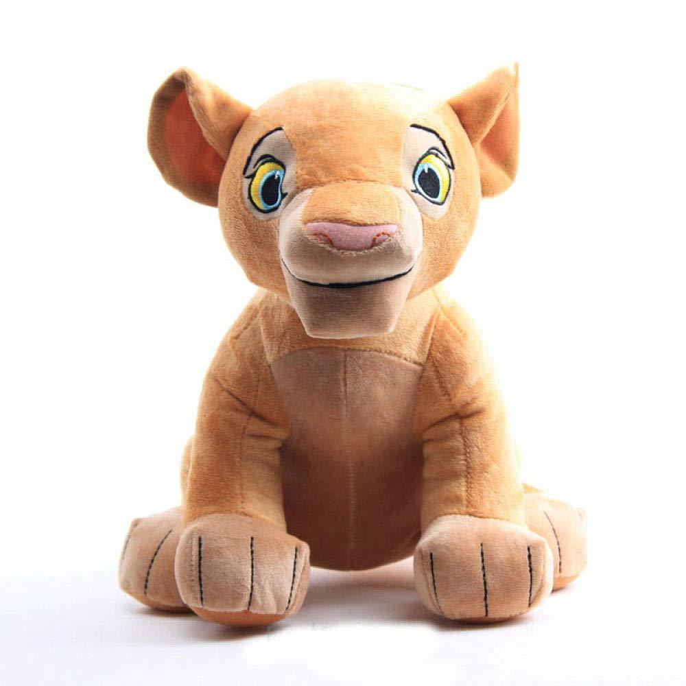 Unbekannt Nouveaux 30cm Les Enfants Lion King Simba Doux poup/ée 11 8 Jeunes Simba Animaux en Peluche Jouets en Peluche Enfants Cadeaux Livraison Gratuite @ Nala Color : Mufasa