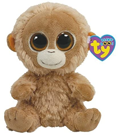34de33555d1 Image Unavailable. Image not available for. Color  Beanie Babies Boo  Orangutang ...