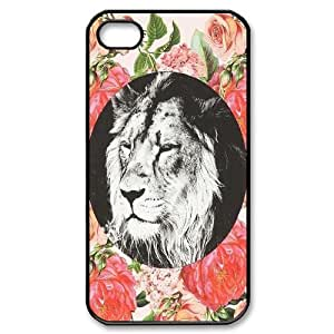 Lion ZLB554395 DIY Case for Iphone 4,4S, Iphone 4,4S Case