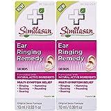 Similasan Ear Ringing Remedy Drops, 0.33 Ounce, 2 Count