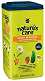 Miracle-Gro Nature's Care Organic & Natural Water Soluble Plant Food 3 LB