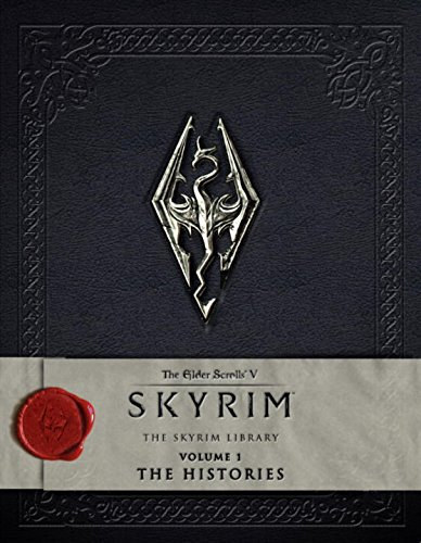 The Elder Scrolls V: Skyrim - The Skyrim Library, Vol. I: The Histories cover