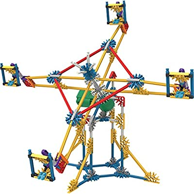 K'NEX 2-in-1 Ferris Wheel Building Set  Exclusive: Toys & Games