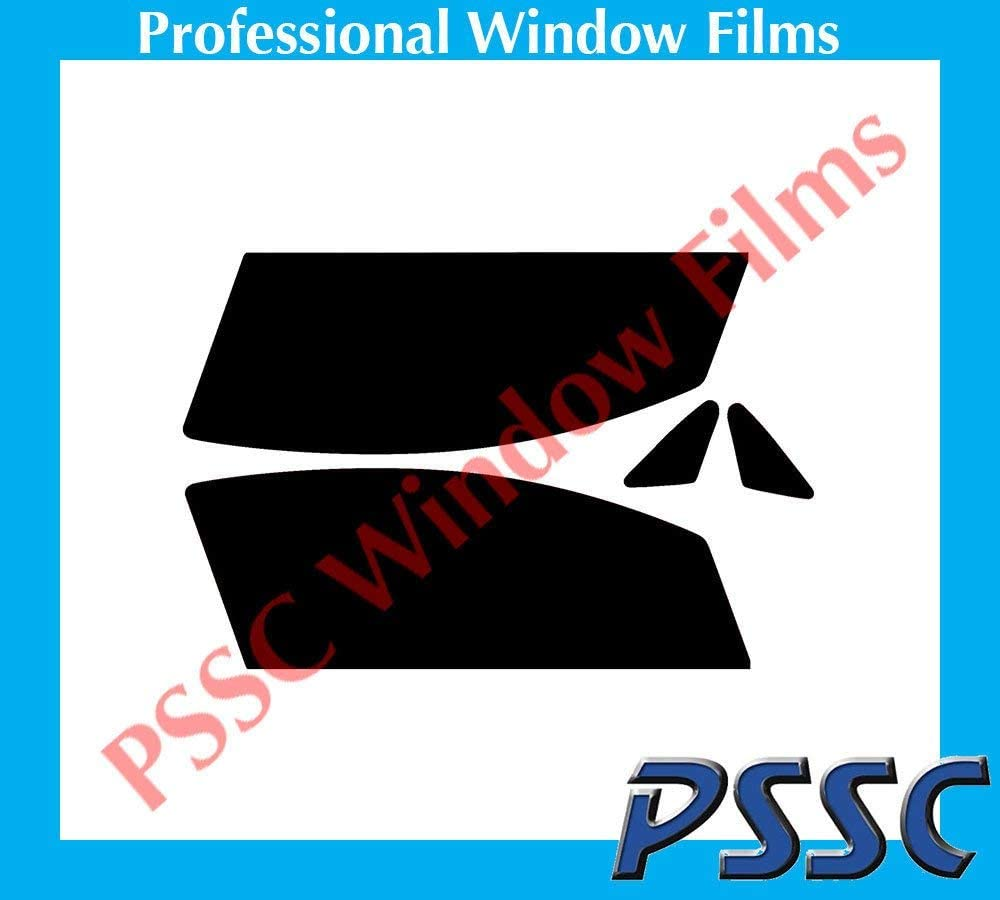 PSSC Pre Cut Front Car Window Films for Vauxhall Corsa 3 Door 2007-2013 20/% Dark Tint