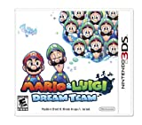 Video Games : Mario and Luigi: Dream Team
