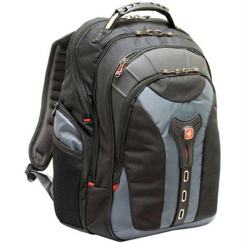 SwissGear 17'' Gray Notebook Backpack by Swiss Gear