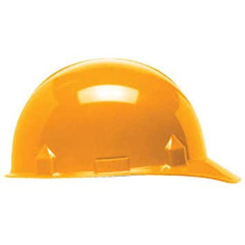 c64ff634c44 Kimberly-Clark Professional Orange Jackson Safety SC-6 HDPE Cap Style  Slotted Hard Hat With 4 Point Ratchet Suspension - 192 Each Pallet - -  Amazon.com