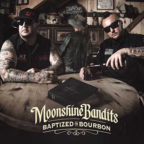 Baptized in Bourbon [Explicit]