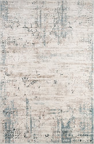 Momeni Rugs JULIEJU-01IVY2030 Juliet Collection Transitional Area Rug, 2' x 3', Ivory