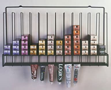 Gentil Salon Hair Color Tube Storage Rack