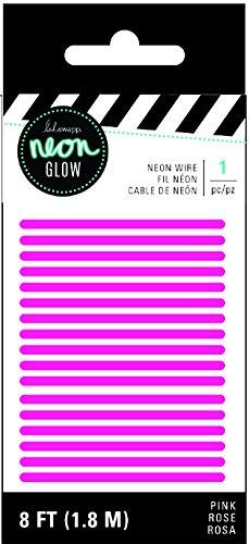 Heidi Swapp 314216 Wire, Pink