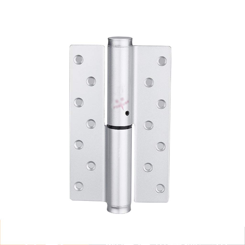 Hinges Fire Door Heavy Door Adjustable Self-closing Docking Hinge Cabinet Drawer with Screw Ball Bearing Hinge Retro Decoration Door Hinges (Color : E-L, Size : 4PCS)