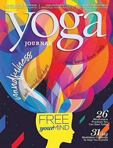fb028a182acd0 Yoga Journal  Amazon.com  Magazines