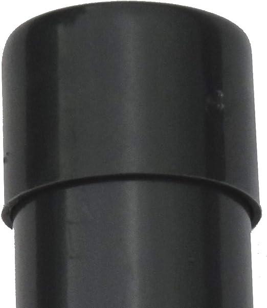 Zaunpfahl zum einbetonieren mit 3 Halter f/ür Spanndraht und Pfosten Kappe. 10 Zaunpfosten /Ø 34 mm Zaunpfahl 2000mm lang als Pfosten f/ür 1,5m hohen Metallzaun aus Maschendraht in gr/ün RAL 6005