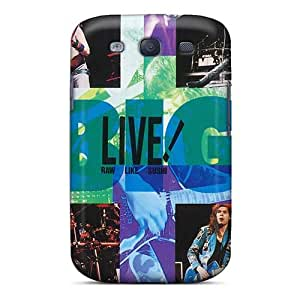 Fashion EOQ2639HbxO Case Cover For Galaxy S3(mr Big Band)