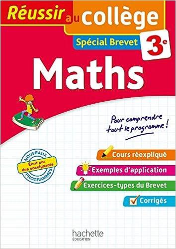 Réussir au collège - Maths 3e (Collège / Brevet): Amazon.es: Dominique Dejean, Michèle Blanc: Libros en idiomas extranjeros