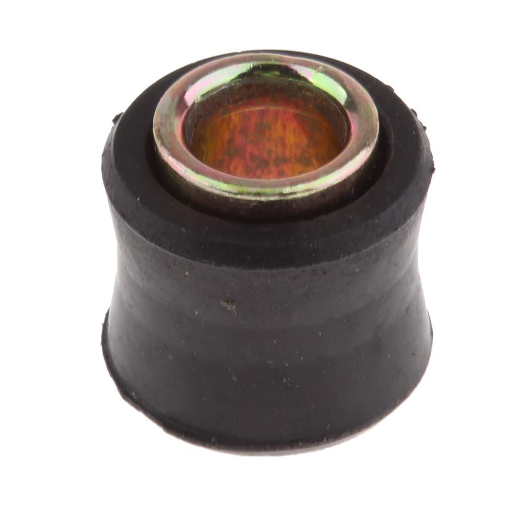 B Baosity 2x Amortiguador De Suspensi/ón Amortiguador De Goma Buje De Goma 10mm
