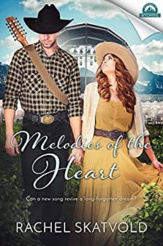 Melodies of the Heart (Whispers in Wyoming Book 11) by [Skatvold, Rachel]