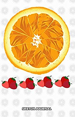 Sketch Journal Strawberry Lemonade Lemon Nutrition Facts Drawing Sketch Pad Composition Book And Blank Notebook Gift For Men Women School Kids Boys And Girls Children Animals Doodles By Shafiq M Amazon Ae