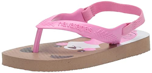 0ee90a2ec9d2 Image Unavailable. Image not available for. Color  Havaianas Baby Pets  Sandal ...