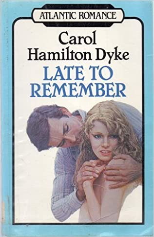 book cover of Late to Remember
