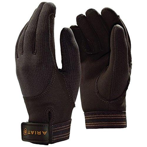 Ariat Winterhandschuh TEK Grip Handschuh gefü ttert verstä rkt schwarz braun Winter reiten
