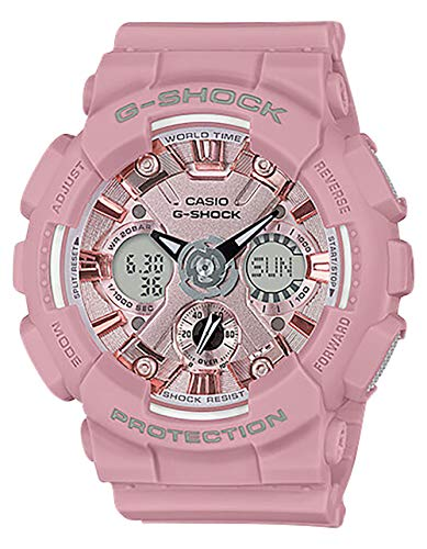 Casio G-Shock Ladies Watch GMAS120DP-4A