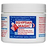 #7: Egyptian Magic All Purpose Skin Cream | Skin, Hair, Anti Aging, Stretch Marks | All Natural Ingredients | 4 Ounce Jar