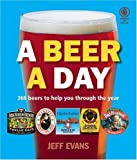 A Beer a Day, Jeff Evans, 185249235X