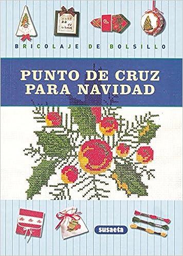 Punto de cruz para Navidad (Spanish) Paperback – 2013