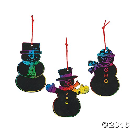 Holiday Magic Snowman - 1