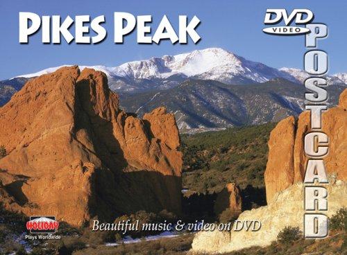 Pikes Peak DVD Postcard