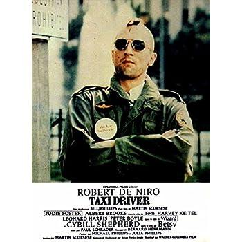 Amazon.com: Taxi Driver POSTER Movie (27 x 40 Inches ...
