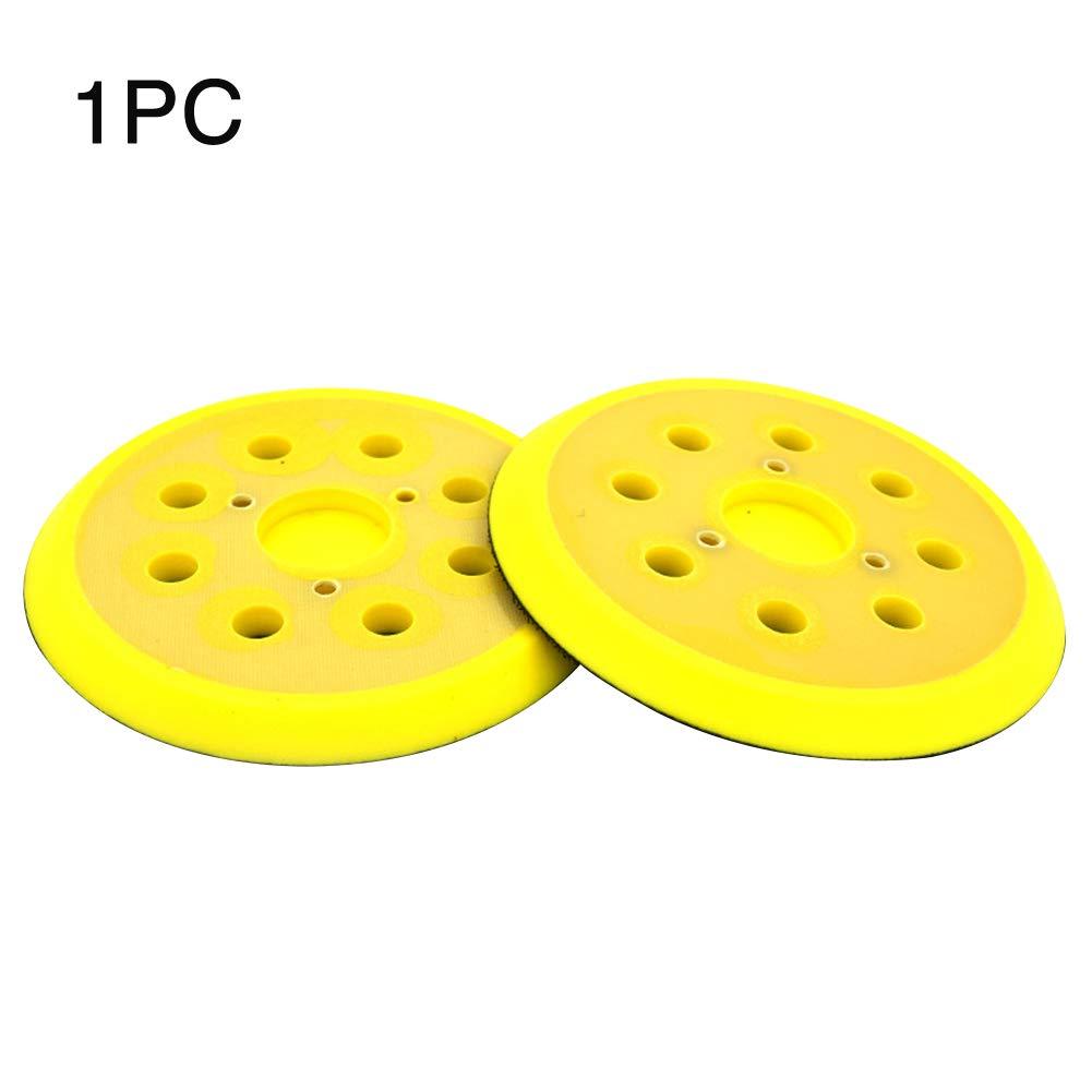 Plateau de ponceuse /à disque abrasif en m/étal pour meubles outils /électriques pratiques machine auto-adh/ésive 8 trous pour meuleuse /électrique Makita MT922