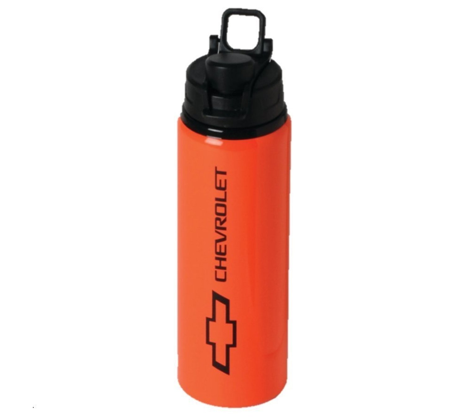 Bundle with Driving Style Decal Gregs Automotive Chevrolet Chevy Orange H2GO Surge Aluminum Water Bottle