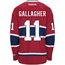 Brendan Gallagher Montreal Canadiens Home Jersey