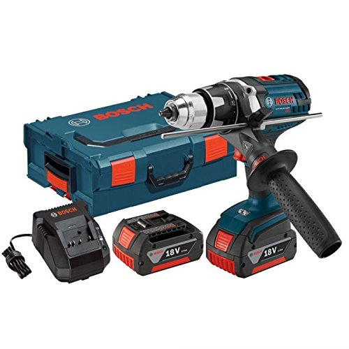 Drill 1/2 inch 18V Brute Tough Driver Cordless Heavy Duty Active Response Technology Tools Homey Delight