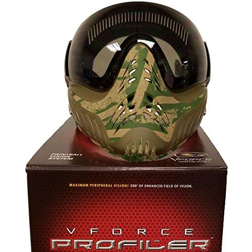 VForce Profiler Paintball Mask / Thermal Goggles - SE Stix by VForce