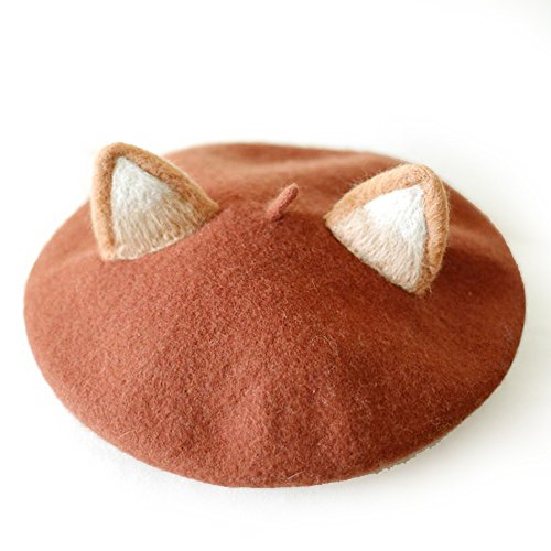 Artist Wool Felt Fashion Winter Beret Hat Cap