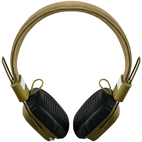 Outdoor Tech OT1400 Privates - Wireless Bluetooth Headphones with Touch Control (Army Green) by Outdoor Technology (Image #9)