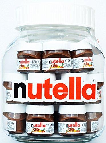 mini nutella jars - 4
