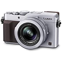 Panasonic DMC-LX100 (Silver) (International Model)