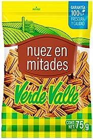 Verde Valle Nuez En Mitades - 75 g