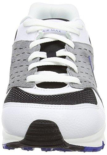 5 Uomo Corsa Scarpe black anthracite Royal blue white Max Solace Nike 40 Multicolor Air game Da wqR4YZY