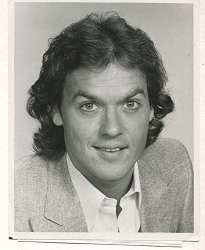 Michael Keaton-Working Stiffs 1979 CBS TV press photo MBX55