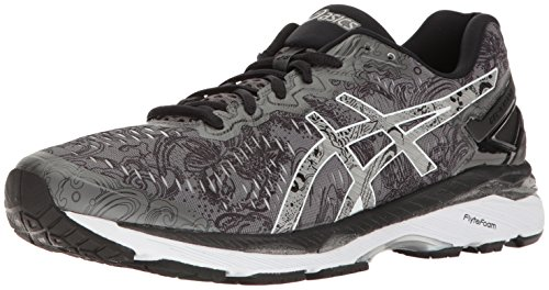 asics-mens-gel-kayano-23-lite-show-running-shoe-carbon-silver-reflective-10-m-us