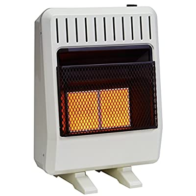 Avenger Dual Fuel Vent Free Infrared Heater - 20,000 BTU, Model# FDT2IR