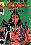 Conan the Destroyer (1985 series) #2